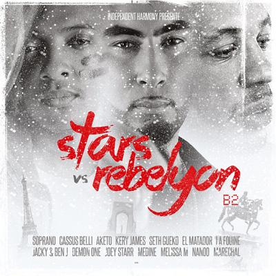 Stars Vs Rebelyon B2 (2013)