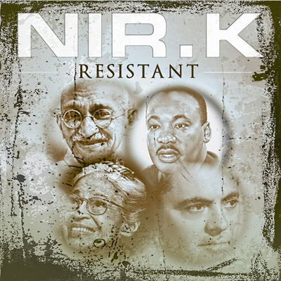 Nir.K (Kartier Federal) - Resistant (2013)