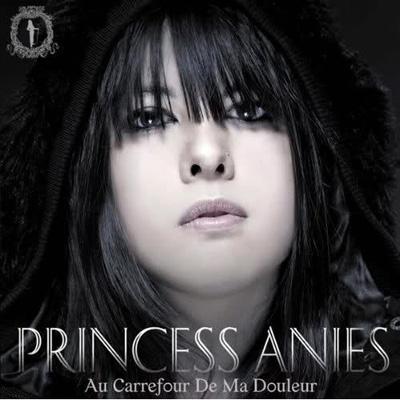 Princess Anies - Au Carrefour De Ma Douleur (2008)