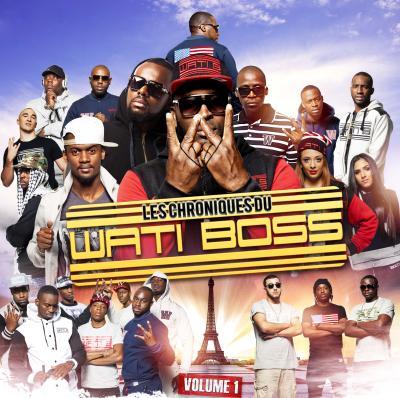 Les Chroniques Du Wati Boss (2013) [CD & DVD]