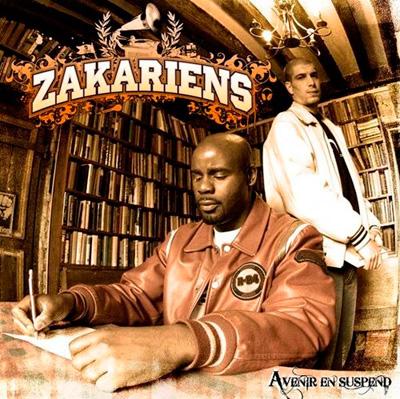 Les Zakariens - Avenir En Suspens (2007)