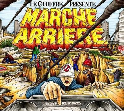 Le Gouffre - Marche Arriere (2013)
