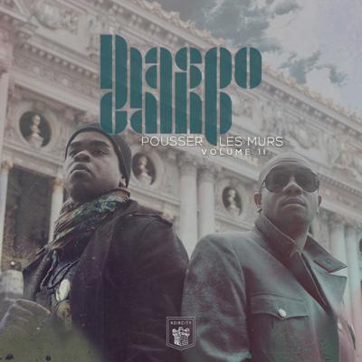 Diaspo Camp - Pousser Les Murs Vol. 2 (2013)