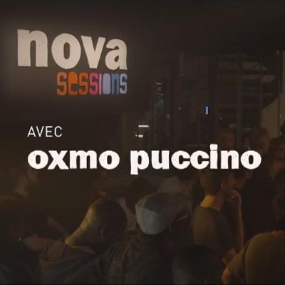 Oxmo Puccino - Nova Sessions (2014)