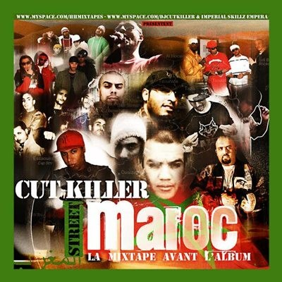 DJ Cut Killer - Operation Freestyle Maroc (2006)