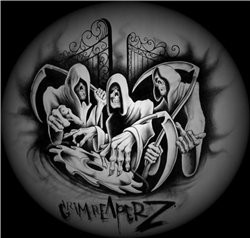 Grim Reaperz - Collaborations-Features (2013)