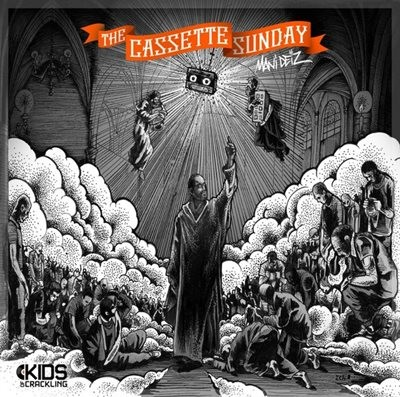 Mani Deiz - The Cassette Sunday (2014)