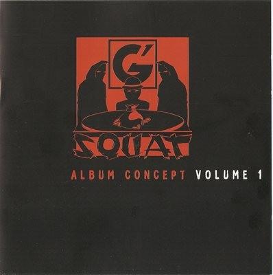 G'Squat - Album Concept Vol. 1 (1996)
