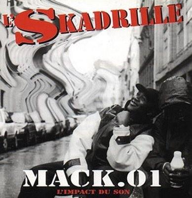 L'Skadrille - Mack.01 L'impact Du Son (1997)