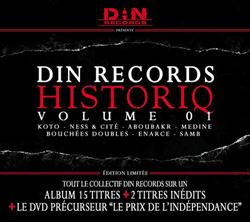 Din Records Historiq Vol. 1 (2007)