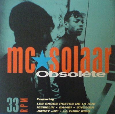 MC Solaar - Obsolete (1994)