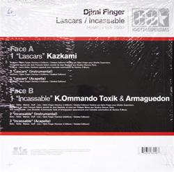 Djimi Finger - Lascars VS Incassable (2002)