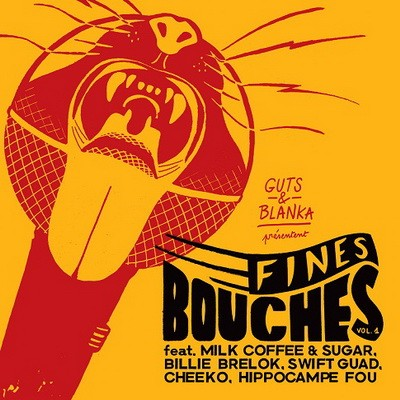 Guts & Blanka - Fines Bouches Vol. 1 (2014)