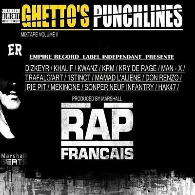 Ghetto's Punchlines Vol.2