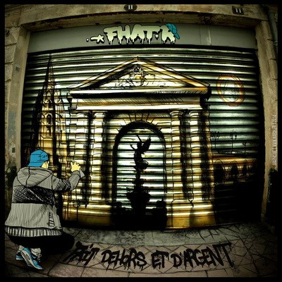 Fhat.R Le Sale Gamin - Fait Dehors & D'argent (2014)