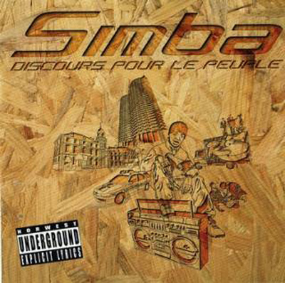 Simba - Discours Pour Le Peuple (2005)