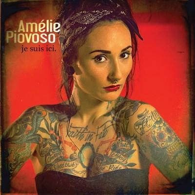 Amelie Piovoso - Je Suis Ici (2014)
