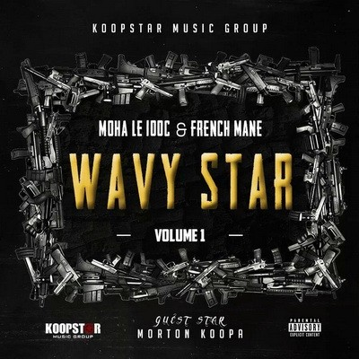 Moha Le 100c & French Mane - Wavy Star Vol.1 (2014)
