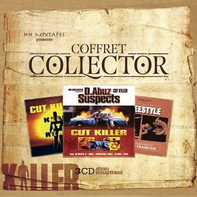 HH Mixtapes - Cut Killer Coffret Collector (2015)