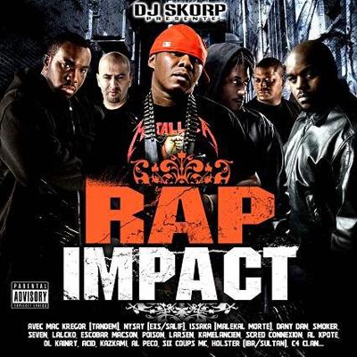 DJ Skorp - Rap Impact (2008)