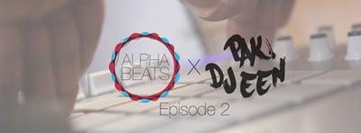 Alpha Beats - Pak'Dj Een (Episode 2)