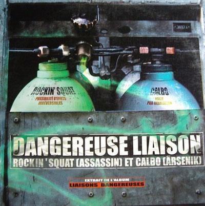 Rockin' Squat & Calbo - Dangereuse Liaison (1998)