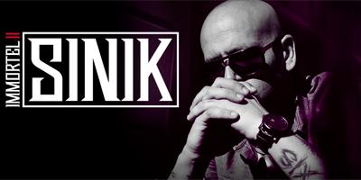 Sinik клип на песню Cancer De La Banlieue