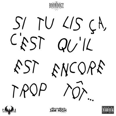 Nars - Si Tu Lis Ca C'est Qu'il Est Encore Trop Tot (2015)