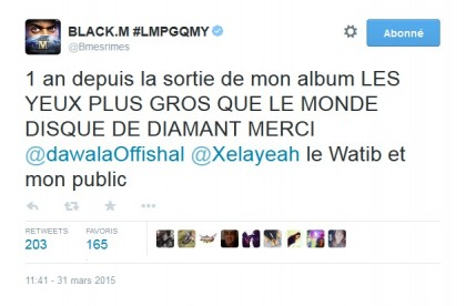 Black Moz и его бриллиантовый альбом