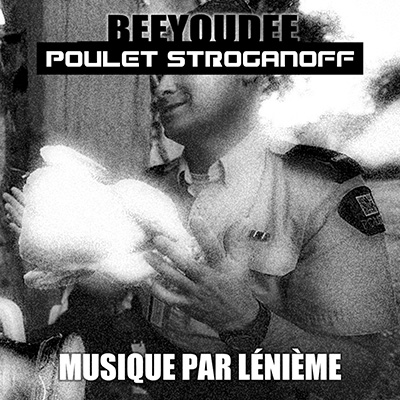 Beeyoudee - Poulet Stroganoff