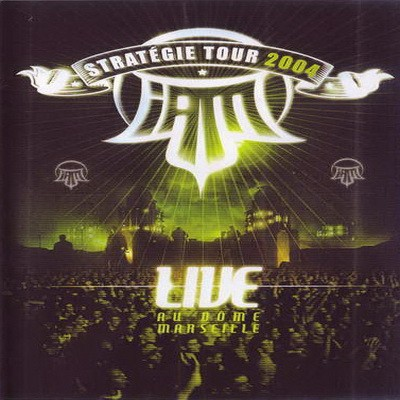 IAM - Strategie Tour 2004 (CD+DVD)