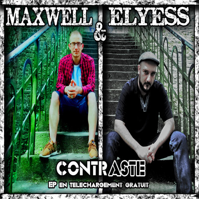 Maxwell & Elyess - Contraste(2015)