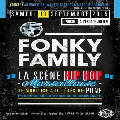 Fonky Family - La Nocturne De Skyrock (18.09.2015)