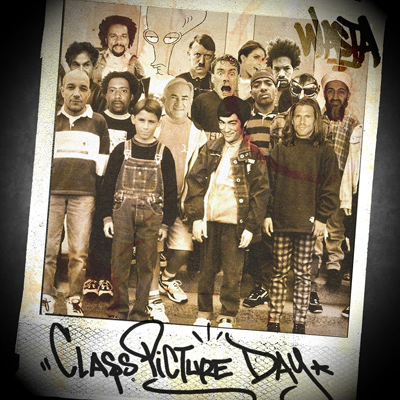 Wasta - Class Picture Day (2015)