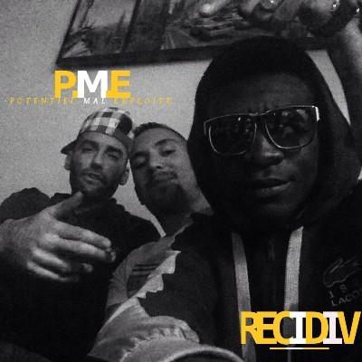 Recidiv - P.M.E (2015)