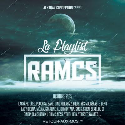 Alktraz Conception - La Playlist RAMCS (Octobre 2015) (2015)
