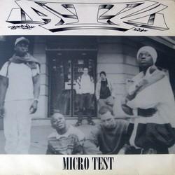 ATK - Micro Test (1996) (Vinyl)