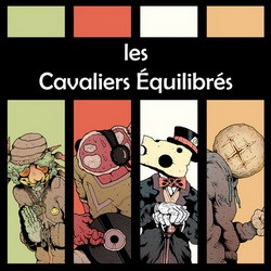 Les Cavaliers Equilibres - Les Cavaliers Equilibres (2015)
