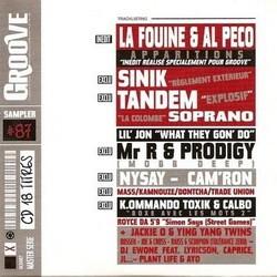 Groove Sampler Vol.87 (2005)