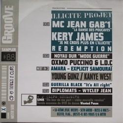 Groove Sampler Vol.88 (2005)