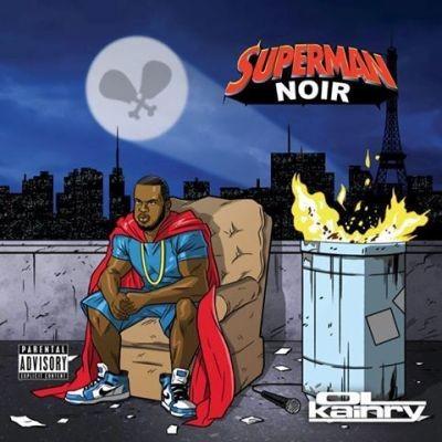 Ol Kainry - Superman Noir (2016)