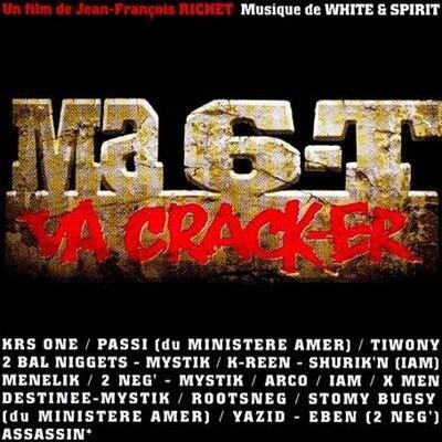 Ma 6-T VA Cracker - Original Soundtrack (1997)