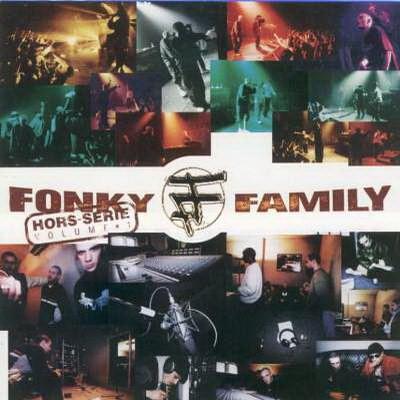 Fonky Family - Hors Serie Vol. 1 (1999)