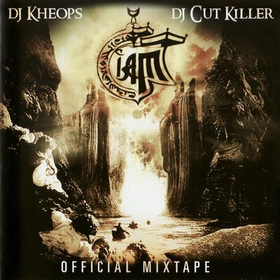DJ Kheops & DJ Cut Killer - (IAM) Official Mixtape (2007)