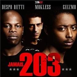 Despo Rutti, Mokless & Guizmo - Jamais 203 (2013)