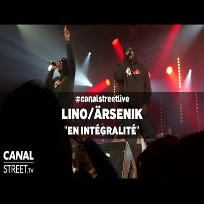 Arsenik - Canalstreetlive En Integralite (2014)