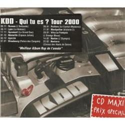 KDD - Qui Tu Es (2000)