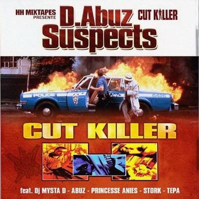 DJ Cut Killer - D.abuz Suspects (2015 Remastered) (1997)