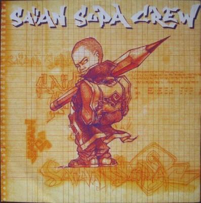 Saian Supa Crew - Saian Supa Crew (1999)
