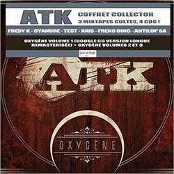 ATK - Oxygene (Coffret Collector) (2012)